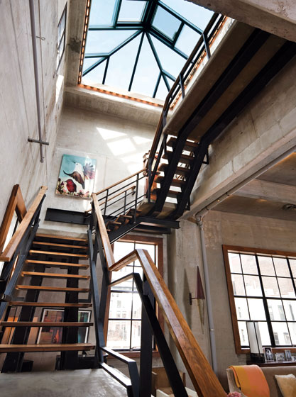 Pre-Thanksgiving Loft Design Interior dream...