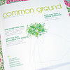 Common Ground Magazine 3/09