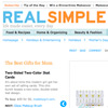 Real Simple  (Best Mom Gifts)