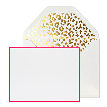 Gold Leopard + Pink Note Set