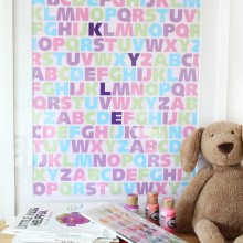 ABC Girls (Baby Room)