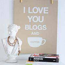 Blogs and Coffee - Kraft