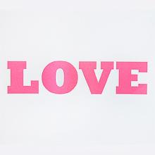 Coral Love Letterpress
