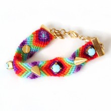 Jeweled Friendship Bracelet
