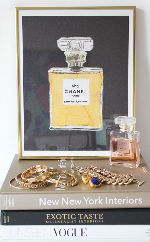 CHANEL NO 5 (BLACK)