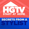 HGTV Secrets from a Stylist
